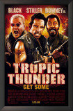 Tropic Thunder Art