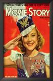 Sonja Henie - Movie Story Magazine Cover 1940's Prints