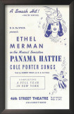 Panama Hattie - Broadway Poster , 1940 Posters