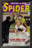 Spider, The - Pulp Poster, 1934 Prints