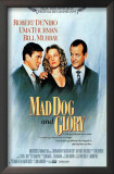 Mad Dog and Glory - French Style Posters