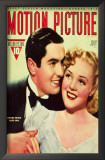 Alice Faye - Motion Picture Magazine Cover 1930&#39;s Prints