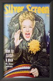 Betty Hutton - Silver Screen Magazine Cover 1940's Posters