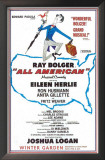 All American - Broadway Poster , 1962 Posters