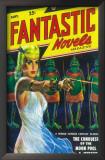 Fantastic Novels - Pulp Poster, 1948 Art