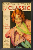 Clara Bow - Motion Picture Classic Magazine Cover 1920's Prints