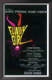 Funny Girl - Broadway Poster , 1964 Prints