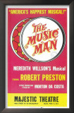 The Music Man - Broadway Poster , 1957 Posters
