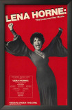 Lena Horne - The Lady and Her Music - Broadway Poster , 1981 Poster