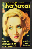 Marlene Dietrich - Silver Screen Magazine Cover 1930's Posters