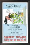 Make a Wish - Broadway Poster , 1951 Print