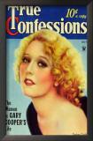 Thelma Todd - True Confessions Magazine Cover 1930's Print