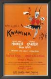 Kwamina - Broadway Poster , 1961 Prints