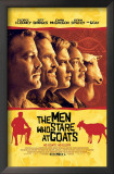 The Men Who Stare at Goats Prints