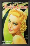Carroll, Madeleine - Modern Screen Magazine Cover 1930's Prints