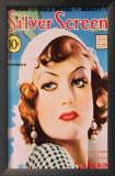 Joan Crawford - Silver Screen Magazine Cover 1930's Poster