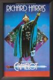 Camelot - Broadway Poster , 1982 Print