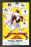 Seven Brides for Seven Brothers Art