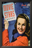 Deanna Durbin - Movie Stars Parade Magazine Cover 1940's Prints