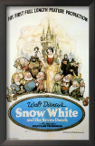 Snow White and the Seven Dwarfs Posters