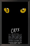 Cats - Broadway Poster , 2000 Prints