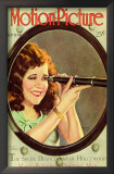 Clara Bow - Motion Picture Magazine Cover 1930&#39;s Posters