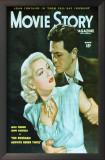 Lana Turner - Movie Story Magazine Cover 1940's Prints