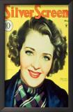 Ruby Keeler - Modern Screen Magazine Cover 1930's Art