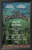 The Foreigner - Broadway Poster Art
