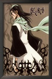 Bleach - Japanese Style Rukia Kuchiki Prints