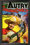 The Singing Cowboy Art
