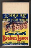 Broken Lance Posters