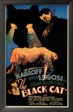 The Black Cat Art