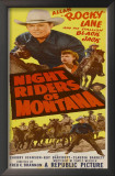 Night Riders of Montana Print