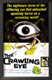 The Crawling Eye Print