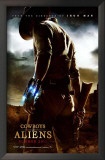 Cowboys & Aliens Posters
