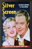 MacDonald, Jeanette - Silver Screen Magazine Cover 1930's Print