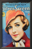 Ruby Keeler - Silver Screen Magazine Cover 1930's Poster