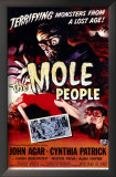 The Mole People Prints