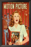 Deanna Durbin - Motion Picture Magazine Cover 1930&#39;s Prints