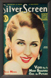 Norma Shearer - Silver Screen Magazine Cover 1930's Prints