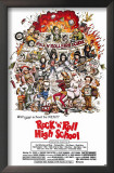 Rock n' Roll High School Prints
