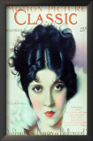 Olive Borden - Motion Picture Classic Magazine Cover 1920's Poster