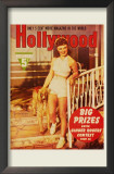 Ginger Rogers - Hollywood Magazine Cover 1930's Prints