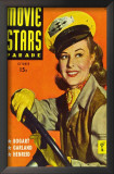 Goddard, Paulette - Movie Stars Parade Magazine Cover 1940's Posters