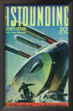 Astounding Stories - Pulp Poster, 1931 Posters
