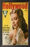 Young, Loretta - Hollywood Magazine Cover 1930's Prints