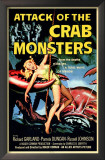 Attack of the Crab Monsters Print
