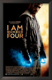 I Am Number Four - UK Style Posters