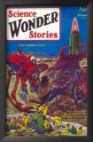 Science Wonder Stories - Pulp Poster, 1930 Prints